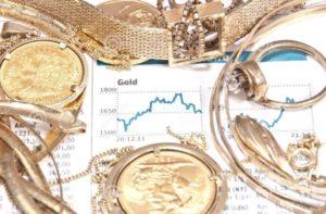 Сколько стоит 1 грамм золота 585 пробы в магазине и ломбарде