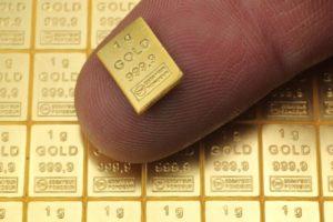 Сколько стоит 1 грамм золота в Ташкенте в долларах
