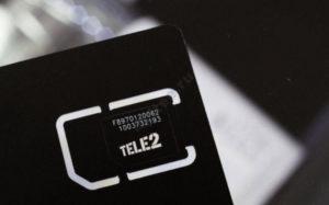 Сколько стоит новая сим-карта Теле2