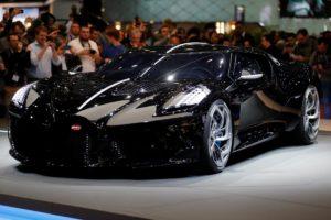 Сколько стоит самая дорогая на сегодня машина в мире