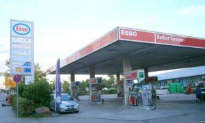 Сколько сегодня стоит бензин в Германии
