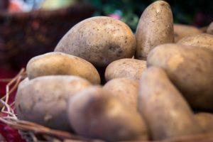 Сколько сейчас стоит мешок и ведро картошки
