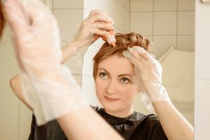 Сколько стоит покраситься в парикмахерской