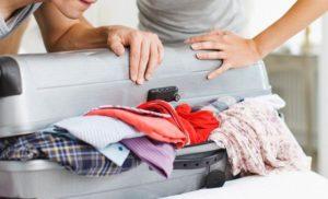 Сколько стоит заплатить за перевес багажа в самолете