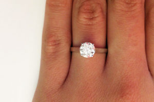 Сколько стоит 1 карат бриллианта в России