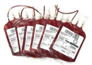 Сколько стоит сегодня литр крови в России
