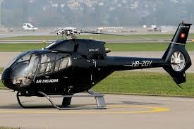 Сколько сегодня стоит полет на вертолете в разных городах