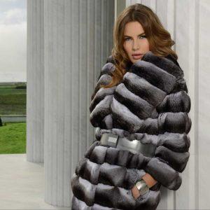Сколько сегодня стоит шуба из шиншиллы в России